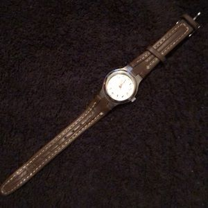 Small face Timex watch
